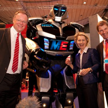 Roboter Messe
