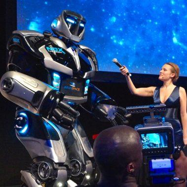 NOX Robot Speaker