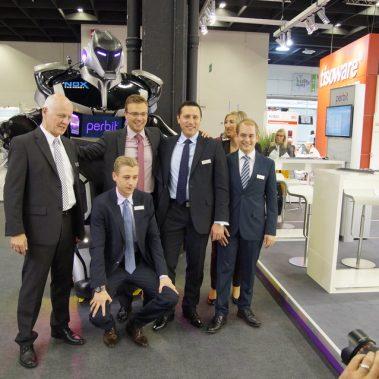 Trade Fair Robot