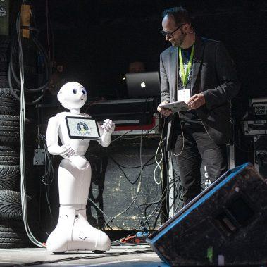 BZ: Enabling Innovation Festival am 11.04.2019  Foto: Arne Pöhnert mail@arnepoehnert.de 0178/1866645